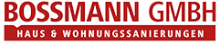Bossmann Kassel-Göttingen | Sanierung und Renovierung aus einer Hand Logo